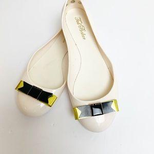 Ted Baker London Blush Ballerina Jelly Flats   9